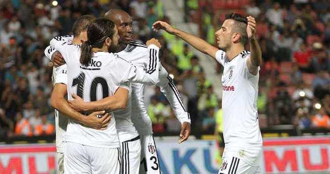 Beşiktaş ile Medipol Başakşehir zorlu virajda