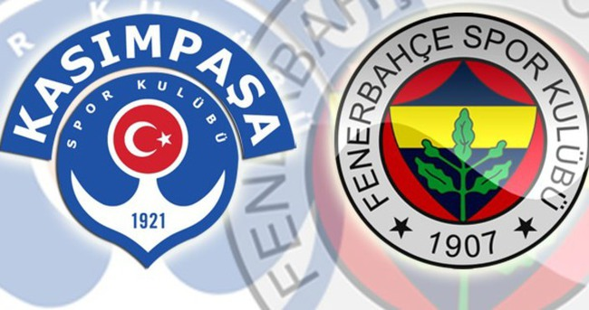 Kasımpaşa Fenerbahçe maç ne zaman saat kaçta?