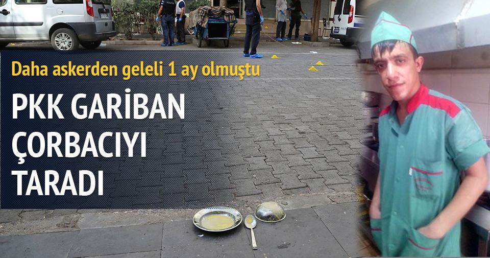 Diyarbakır'da polise saldırı...