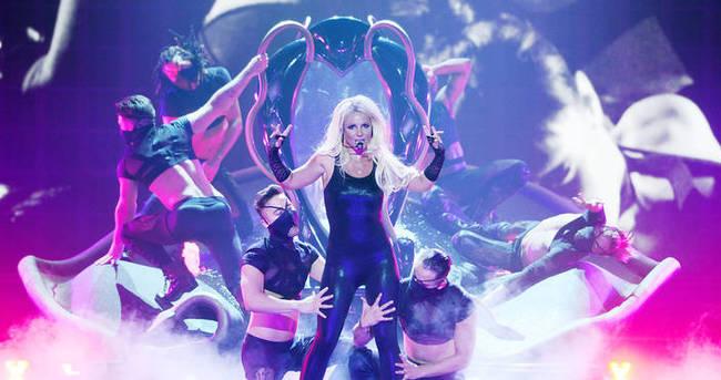 Britney Spears'dan büyük sürpriz