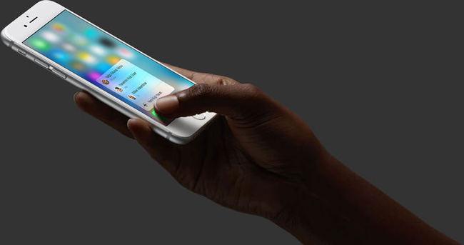 Apple, iPhone 6s'te öyle bir şey yaptı ki!