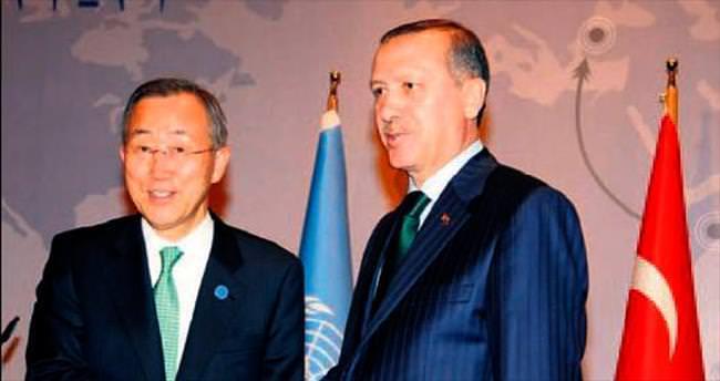 Erdoğan'dan diplomatik atak