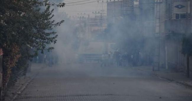 Bombalı motosikletle saldırı: 1 polis yaralı