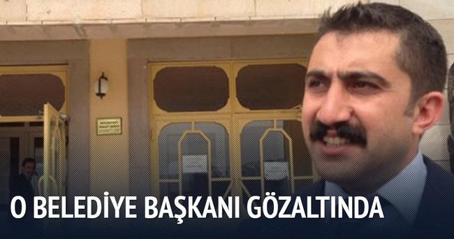Doğubayazıt Belediye Başkanı gözaltına alındı