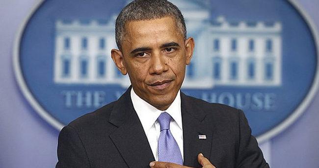 """Obama'ya """" Suriyeli göçmenler senin yüzünden ölüyor"""" tepkisi"""