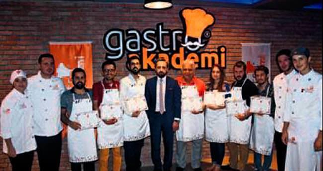 Gastro Akademi magazin gazetecilerini ağırladı