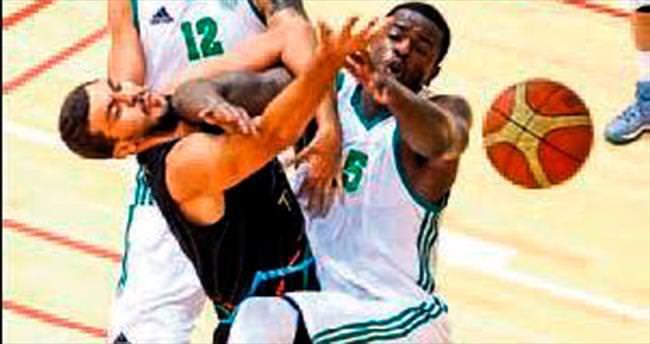 Denizli'de basketbol şöleni