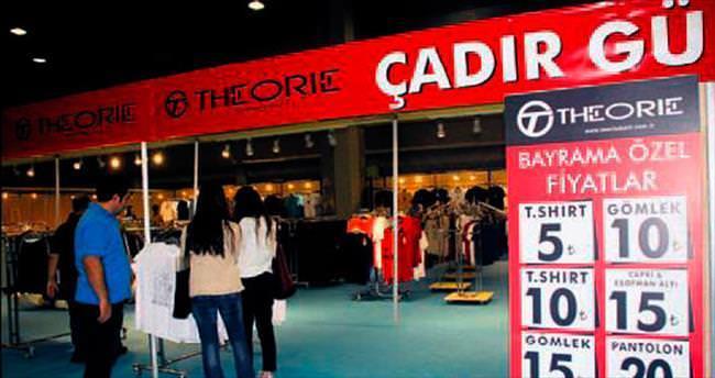 'Alışveriş Bayramı' CNR EXPO'da başladı
