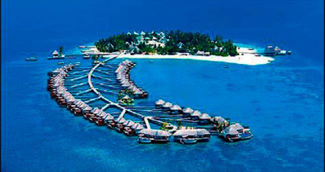 Maldivler'e 200 milyon $ yatırım