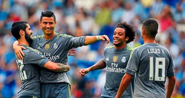 İnsafsız Ronaldo!