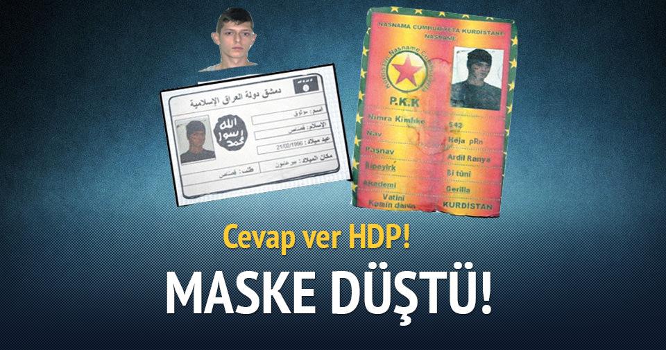 Susma, cevap ver HDP