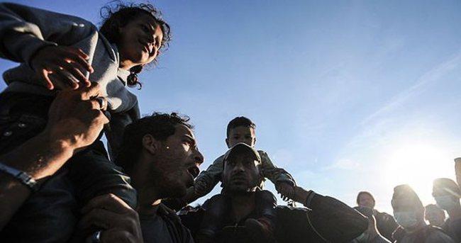 Sığınmacılar için 'daha fazla yardım çağrısı'