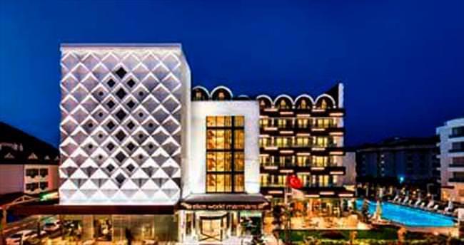 Antalya'ya 600 odalı tatil köyü yapacak