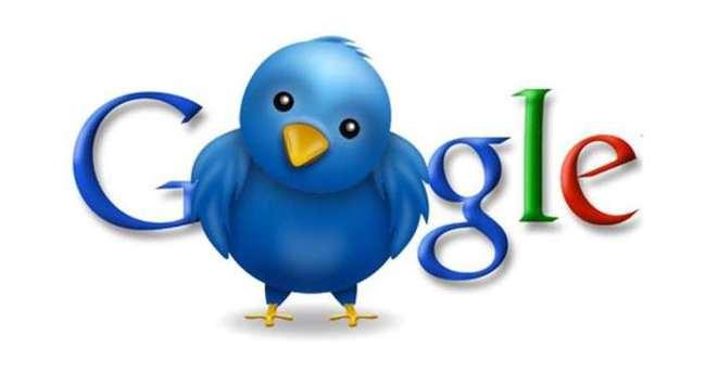 Twitter ve Google'dan ortak çalışma