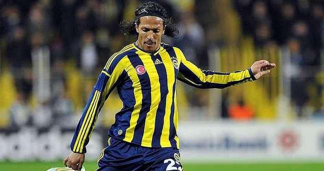 Fenerbahçe'de Bruno Alves sevinci