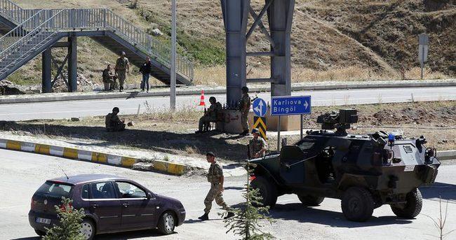Erzurum'da 2 terörist yakalandı!