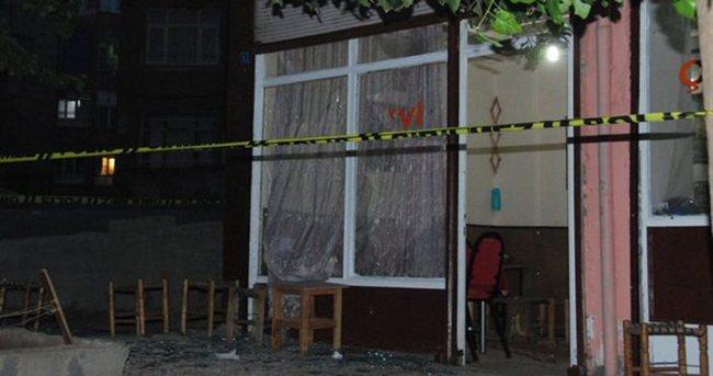 Teröristler çay ocağına roketle saldırdı: 3 sivil yaralı