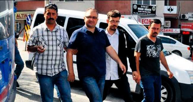 Karaçöl'e ikinci kez tutuklama