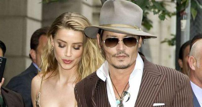 Johnny Depp: Eşimin soyadını taşıyabilirim