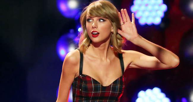 Taylor Swift tacizci radyocuyu işten attırdı