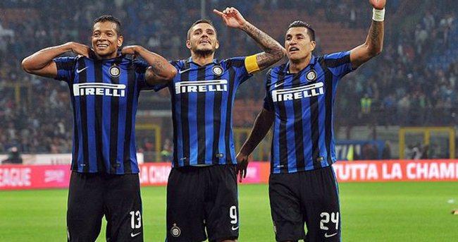 Çizme'de lider Inter