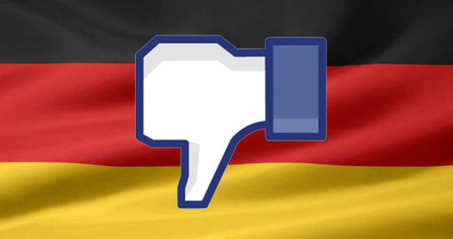 Almanya'da Facebook krizi yaşanıyor