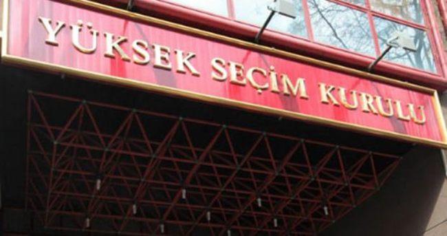 YSK'dan HDP'nin talebine ret