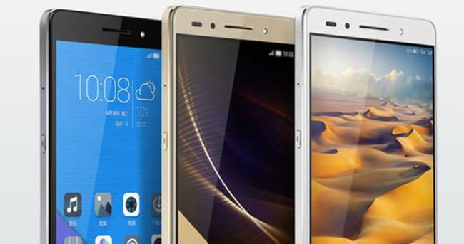 Huawei Honor 7 Plus ortaya çıktı