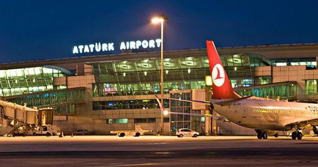 Atatürk Havalimanı'na yeni ödül