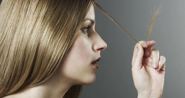 Stres saçlarınıza da zarar veriyor