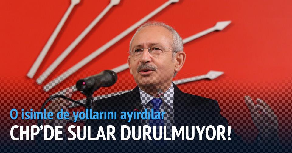 CHP Karasu İlçe Başkanını görevden aldı