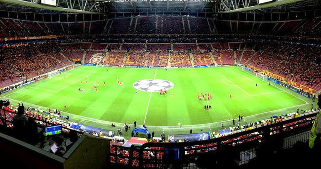 Arena'da 332 milyon Euro'luk dev maç