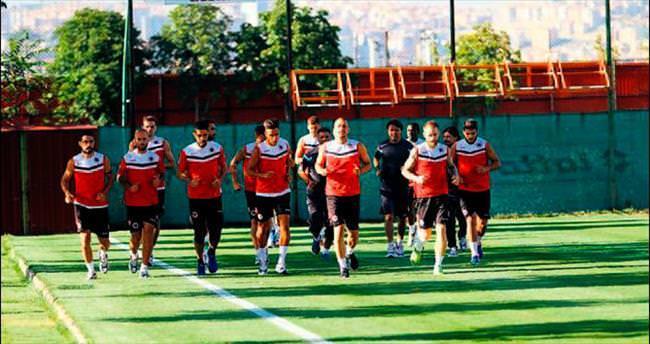 Gençlerbirliği, Beşiktaş maçı hazırlıklarına başladı