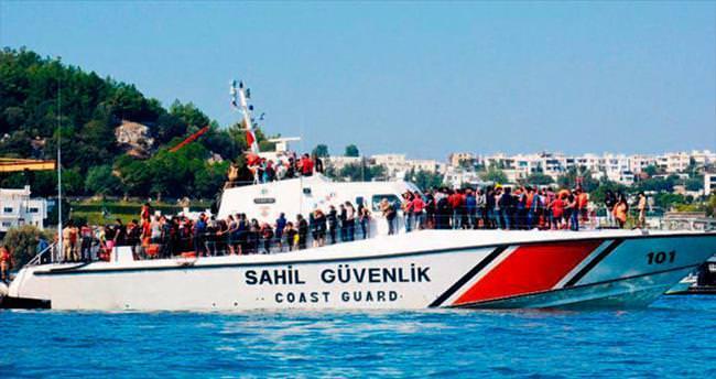 Göçmenlerin umut yolculuğu battı 24 kişi öldü