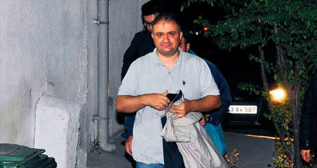 Eski hâkim Karaçöl tutuklandı