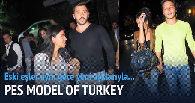Pes Model Of Turkey