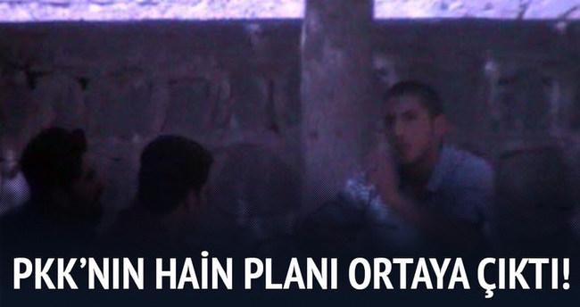 PKK'nın sabotaj planı ortaya çıkarıldı