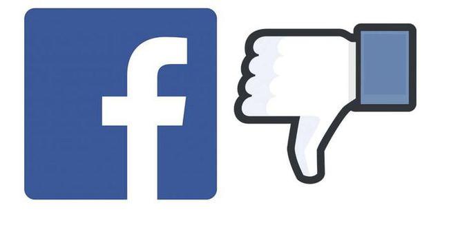 Facebook'a Dislike - Beğenme butonu geliyor