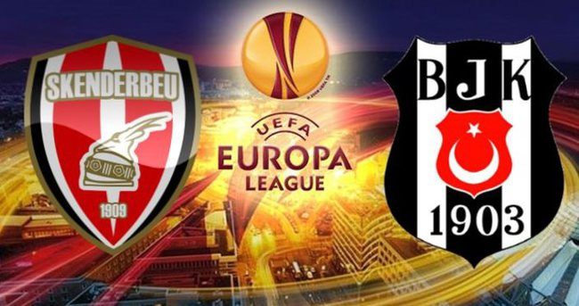 Skenderbeu - Beşiktaş maçı ne zaman hangi kanalda?
