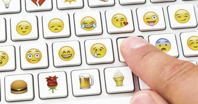 Dijital dünyanın yeni dili: Emoji