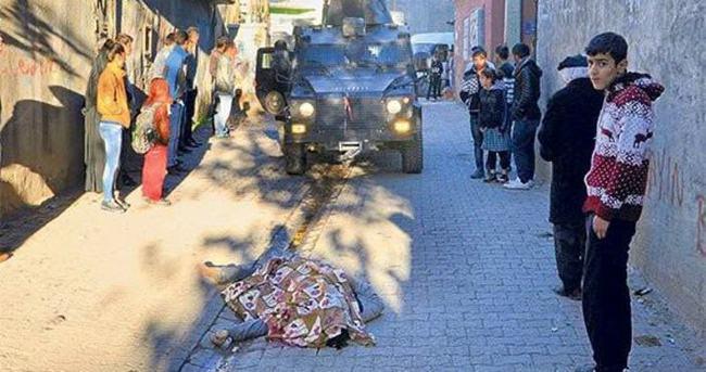 Esnaf infazından PKK çıktı!