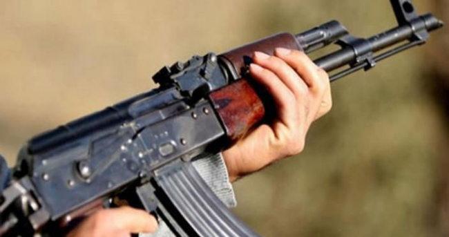 Bitlis'te cezaevine taciz ateşi