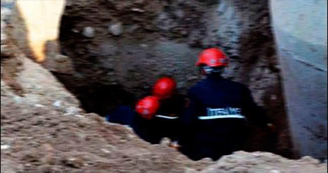 Beypazarı'nda göçük: 2 ölü