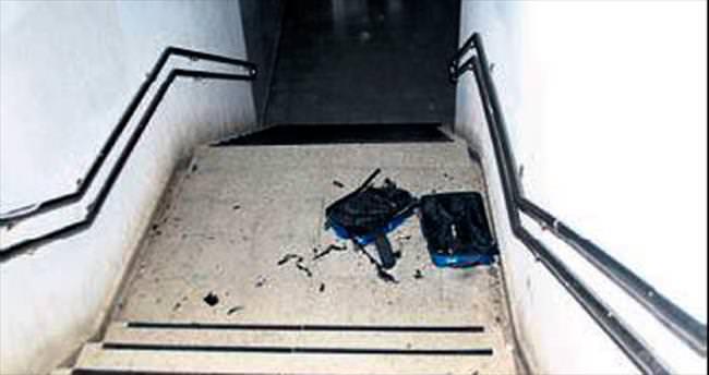 Çiğli'de şüpheli valiz boş çıktı
