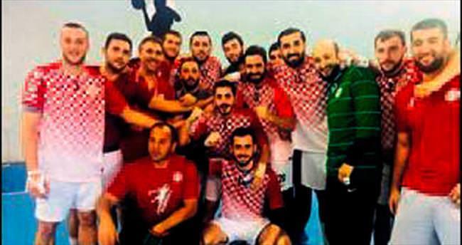 Antalyaspor'un koltuk keyfi