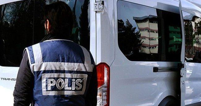 Kayseri'de şüpheliler sağlık kontrolünden geçirildi
