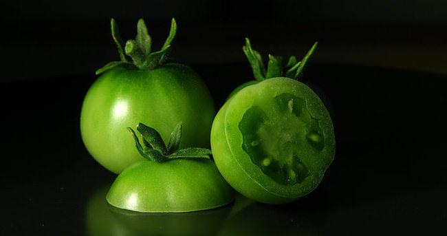 Yeşil domates kas erimesini önlüyor