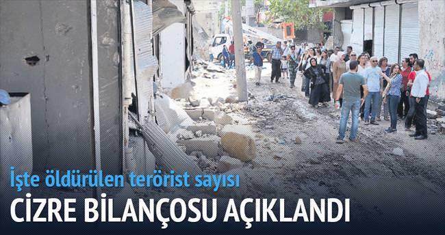 42 terörist öldürüldü