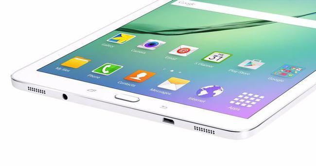 Samsung Galaxy Tab S2 Türkiye'de satışta!