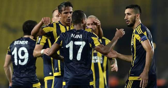 Fenerbahçe'de gözler Bursaspor maçında